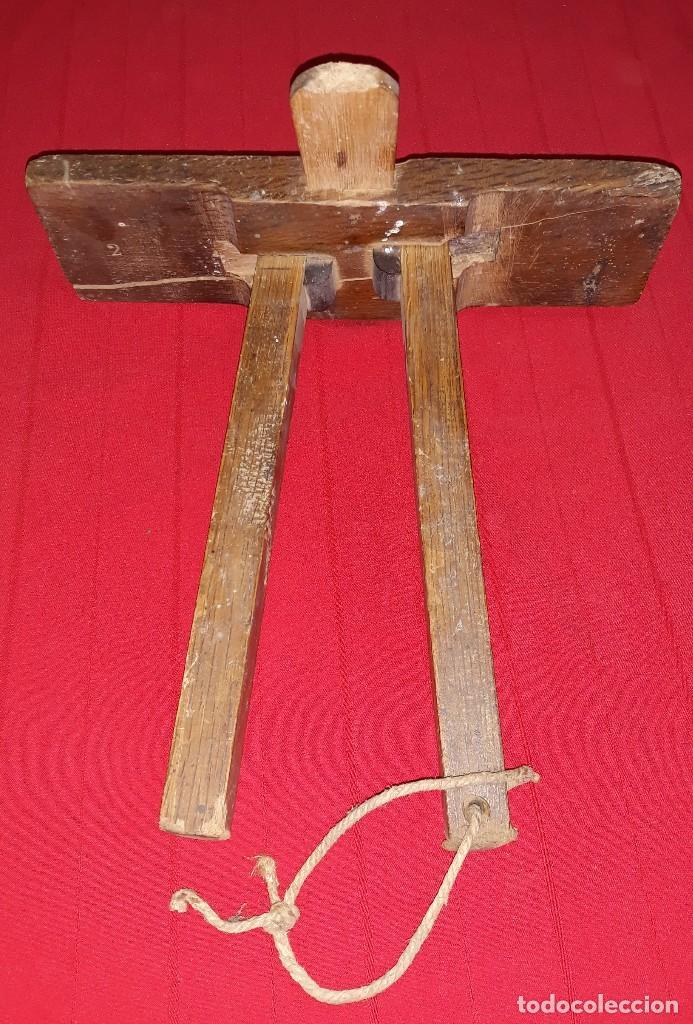 Antigüedades: ANTIGUA HERRAMIENTA DE CARPINTERO - Foto 3 - 126035155