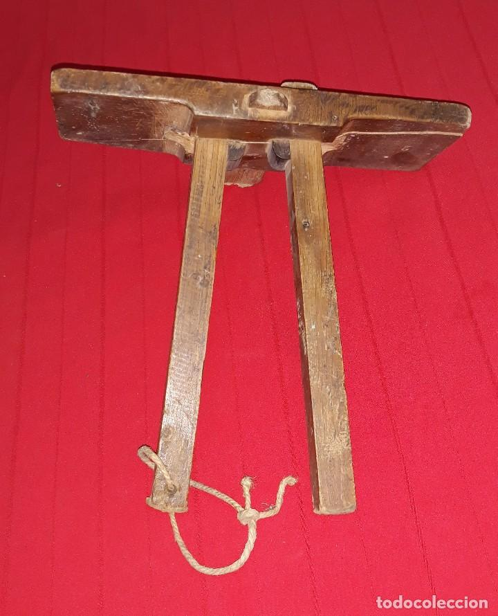 Antigüedades: ANTIGUA HERRAMIENTA DE CARPINTERO - Foto 4 - 126035155