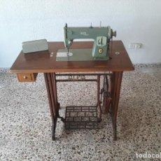 Antigüedades: MAQUINA DE COSER ALFA. Lote 126122147