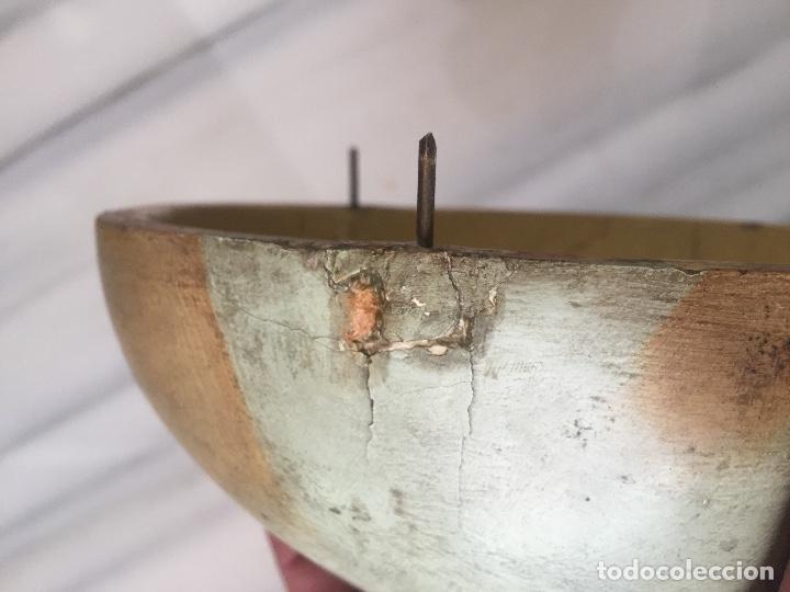 Antigüedades: CABEZA ANATOMICA DESMONTABLE AÑOS 40 MEDICINA - Foto 8 - 150946573