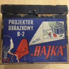 Antigüedades: PROYECTOR OBRAZKOWY B 2. Lote 122335627