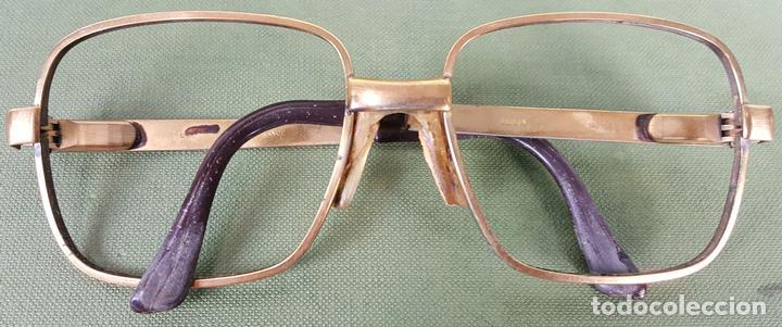 MONTURA DE GAFAS. MARCA GEDEON. MODELO 140. FRANCIA. CIRCA 1960. (Antigüedades - Técnicas - Instrumentos Ópticos - Gafas Antiguas)