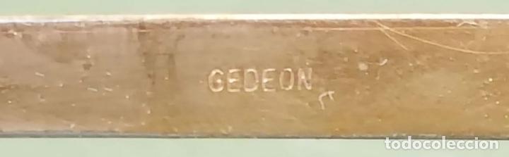 Antigüedades: MONTURA DE GAFAS. MARCA GEDEON. MODELO 140. FRANCIA. CIRCA 1960. - Foto 2 - 126554915
