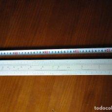 Antigüedades: REGLA DE CALCULO DE USO MILITAR GEO. W. RICHARDSON SLIDE RULE MODEL OF 1917 ARTILLERIA ARTILLERY. Lote 126576579
