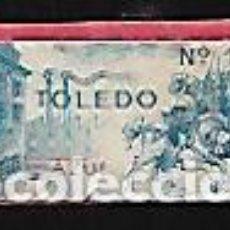 Antigüedades: HOJA DE AFEITAR * TOLEDO AZUL - Nº 10. Lote 134057419