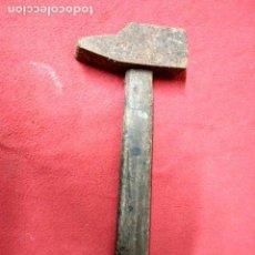 Antigüedades: ANTIGUO MARTILLO CON SELLO. Lote 126800575