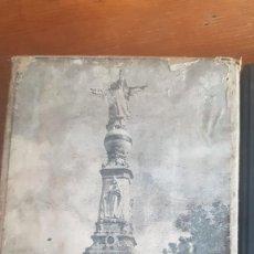 Antigüedades: PLACA PLANCHA TAMPÓN DE IMPRENTA.GRABADOS.. Lote 126909383