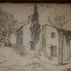 Antigüedades: PLACA PLANCHA TAMPÓN DE IMPRENTA.GRABADOS.. Lote 126986371