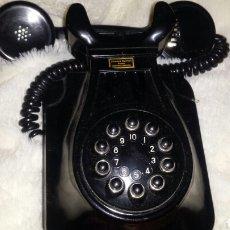 Teléfonos: TELEFONO DE BAQUELITA. Lote 127478242