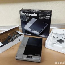 Teléfonos: CONSTESTADOR AUTOMATICO PANASONIC (AÑO 1990). Lote 127487111