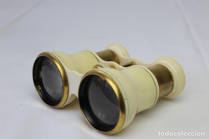 Antigüedades: Prismáticos de teatro - Foto 3 - 54097482