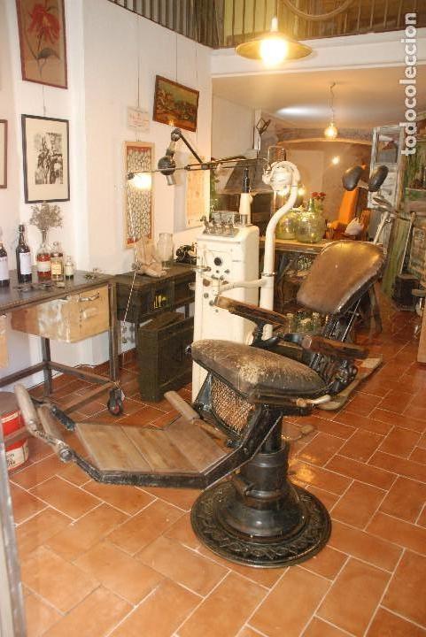 Antigüedades: Sillon de dentista - Foto 3 - 127488263