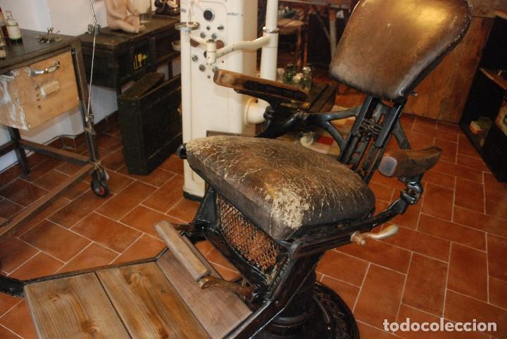 Antigüedades: Sillon de dentista - Foto 4 - 127488263