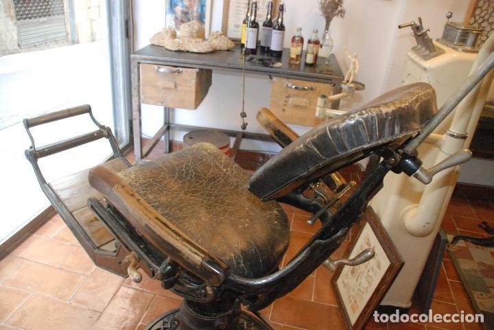Antigüedades: Sillon de dentista - Foto 12 - 127488263
