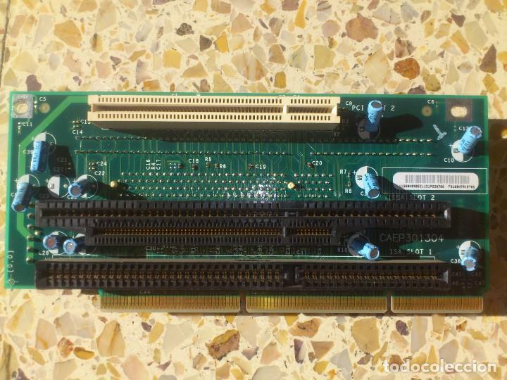 Antigüedades: lote variado retroinformatica portatil compaq contura material informatico - Foto 7 - 127612115