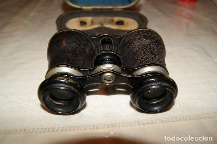 Antigüedades: ANTIGUOS PRISMATICOS O BINOCULARES DE OPERA - Foto 4 - 127638003