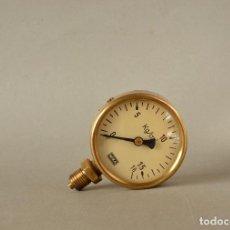Antigüedades: MEDIDOR DE PRESION MARCA WIKA DE 6 CM DE DIÁMETRO. Lote 127654083