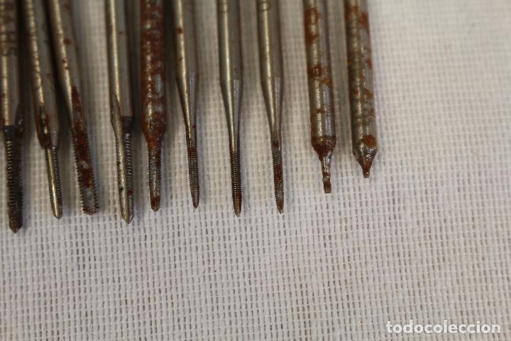 Antigüedades: lote de 27 machos de terrajos antiguos - Foto 3 - 127747063