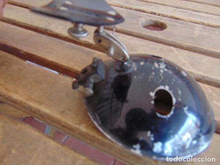 Antigüedades: ANTIGUA LUZ DE CABEZA PARA MEDICO DENTISTA O SIMILAR - Foto 13 - 127748935