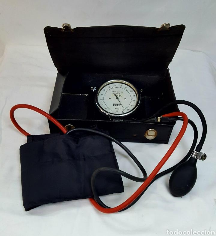 OSCILLOTONOMETER BOSO (Antigüedades - Técnicas - Herramientas Profesionales - Medicina)