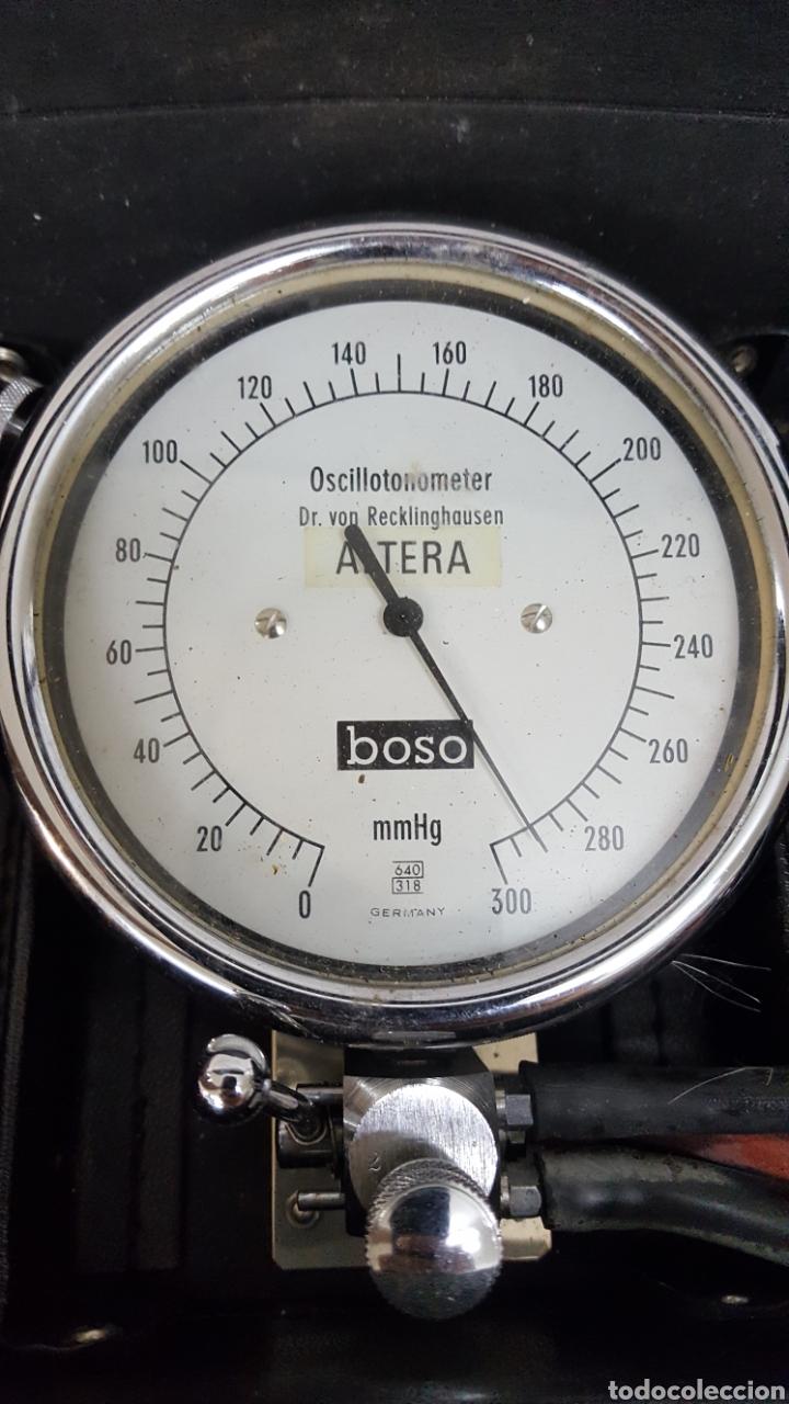 Antigüedades: Oscillotonometer Boso - Foto 2 - 127788850