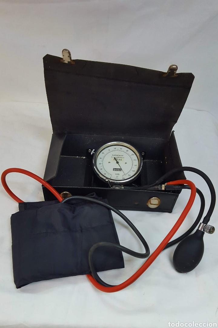 Antigüedades: Oscillotonometer Boso - Foto 3 - 127788850