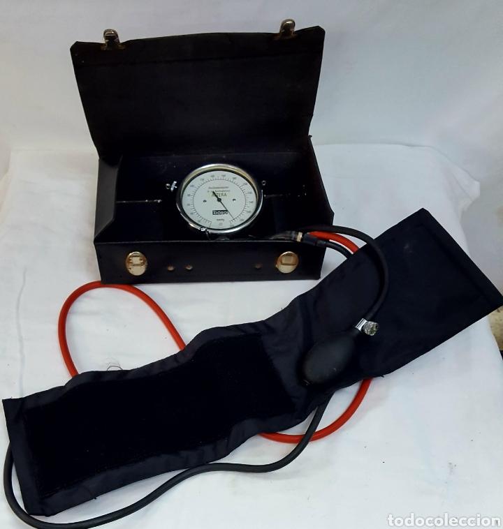 Antigüedades: Oscillotonometer Boso - Foto 4 - 127788850