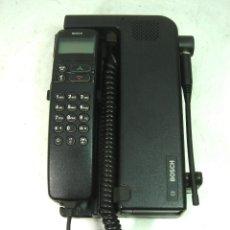 Teléfonos: RARO Y ANTIGUO TELEFONO MOVIL DE MALETA -BOSCH CE G3 CEG3 ¡¡FUNCIONANDO¡ GERMANY AÑOS 80S/90S -COCHE. Lote 127803335