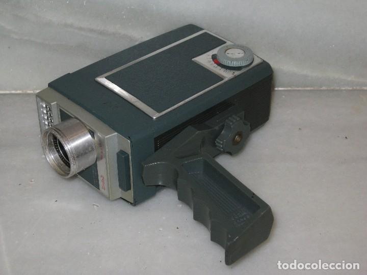 Antigüedades: Antiguo tomavista Kodak Automatic 8. U.S.A. manivela. - Foto 2 - 128026963
