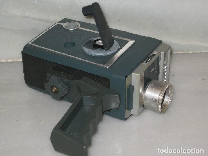 Antigüedades: Antiguo tomavista Kodak Automatic 8. U.S.A. manivela. - Foto 7 - 128026963