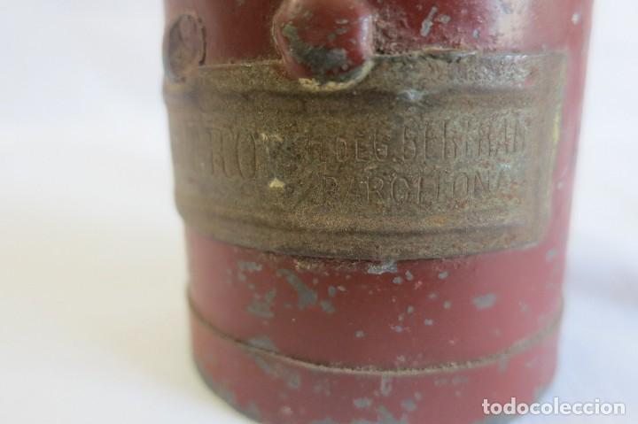 Antigüedades: medida de arido Decilitro de 1930 - Foto 4 - 128144943