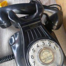 Teléfonos: ANTIGUO TELÉFONO DE PARED BACALITA- COMPAÑIA TELEFÓNICA CENTRAL DE ESPAÑA, AÑOS 40.. Lote 128291295