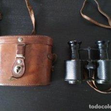 Antigüedades: ANTIGUOS BINOCULARES MARCA TELEO . Lote 128383219
