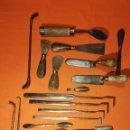Antigüedades: LOTE DE HERRAMIENTAS. Lote 142908894