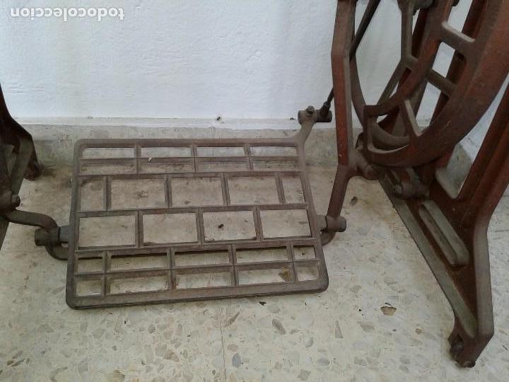 Antigüedades: MAQUINA DE COSER ALFA CON PEDAL - Foto 5 - 128481383
