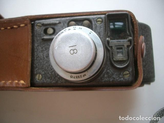 Antigüedades: CINE A CUERDA,1936..8mm...BELL&HOWELL FILMO SPORTSTER.MUY BUEN ESTADO FUNCIONA - Foto 3 - 128515879