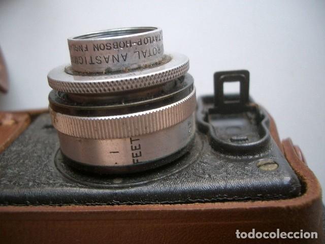 Antigüedades: CINE A CUERDA,1936..8mm...BELL&HOWELL FILMO SPORTSTER.MUY BUEN ESTADO FUNCIONA - Foto 4 - 128515879
