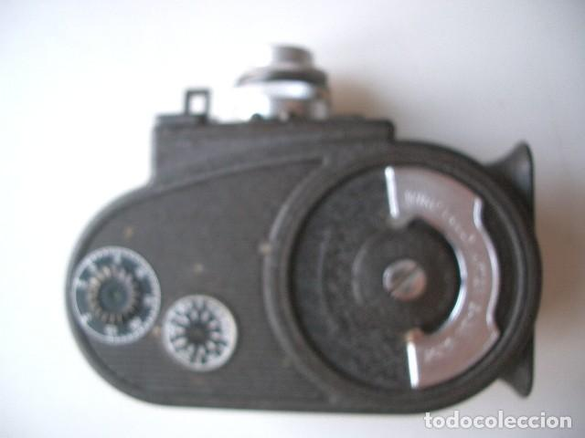 Antigüedades: CINE A CUERDA,1936..8mm...BELL&HOWELL FILMO SPORTSTER.MUY BUEN ESTADO FUNCIONA - Foto 6 - 128515879