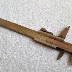 Antigüedades: PIE DE REY MAUSER - 20.5.CM LARGO. Lote 128548855