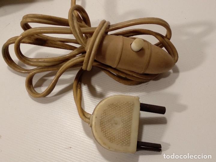 Antigüedades: ANTIGUA MAQUINILLA DE AFEITAR ELÉCTRICA PHILIPS PHILISHAVE - Foto 5 - 128650927