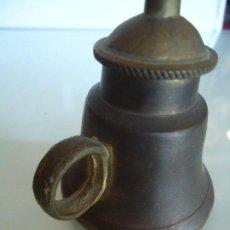 Antigüedades: RARA PIEZA DE METAL. Lote 128696551