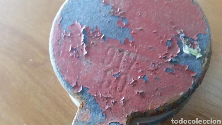 Antigüedades: Antigua prensa de enologia laboratorio farmacia - Foto 9 - 128704627