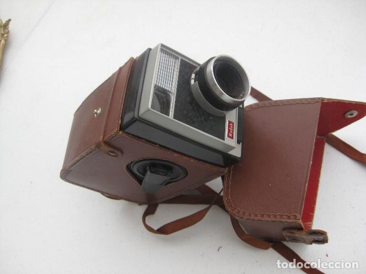 CAMARA SUPER 8 KODAK EKTANAR LENS F/1.9 (Antigüedades - Técnicas - Aparatos de Cine Antiguo - Cámaras de Super 8 mm Antiguas)