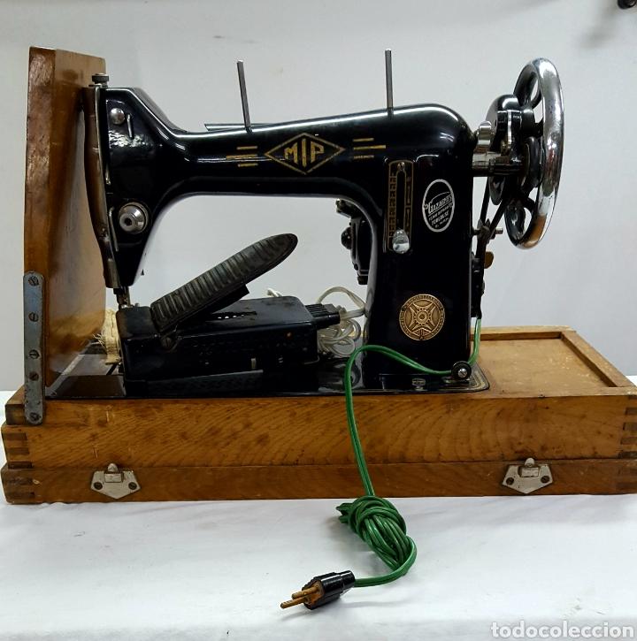 Antigüedades: Maquina de coser Gazagnes - Foto 2 - 128887886