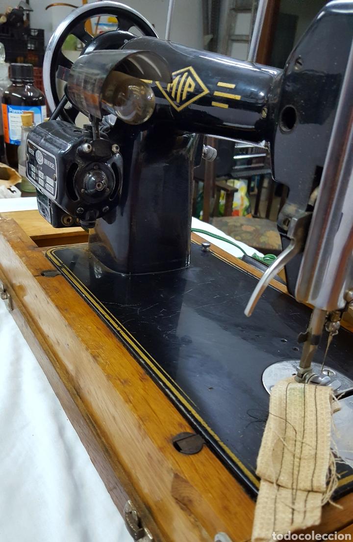 Antigüedades: Maquina de coser Gazagnes - Foto 3 - 128887886