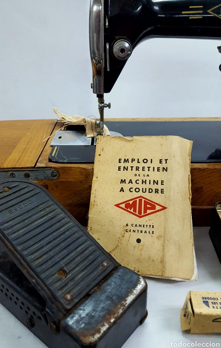Antigüedades: Maquina de coser Gazagnes - Foto 4 - 128887886