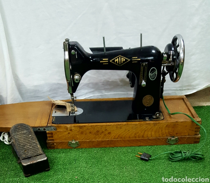Antigüedades: Maquina de coser Gazagnes - Foto 9 - 128887886