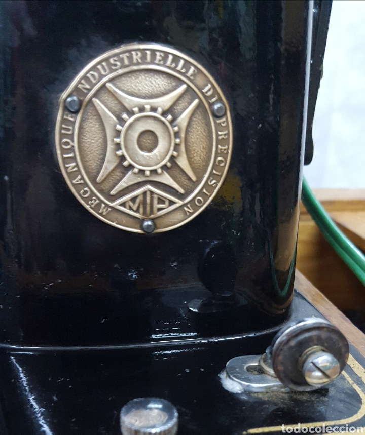 Antigüedades: Maquina de coser Gazagnes - Foto 10 - 128887886