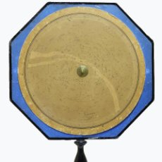 Antigüedades: 1868 - PLANISFERIO GIGANTE 70CM. LOCALIZADOR DE ESTRELLAS STARFINDER EN SOPORTE DE EXHIBICIÓN. Lote 129061927