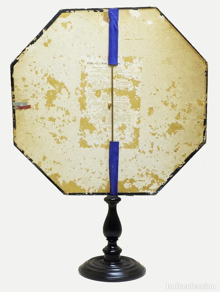 Antigüedades: 1868 - Planisferio Gigante 70cm. Localizador de estrellas Starfinder en soporte de exhibición - Foto 2 - 129061927